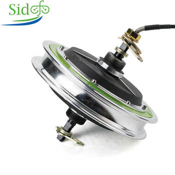 12inch Rear Front Wheel Engine Wheel Electric Brushless Gearless Hub Motor Electric Scooter Bicycle Ebike E-car Kit Cycling