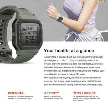 Смарт-часы Amazfit Neo 4
