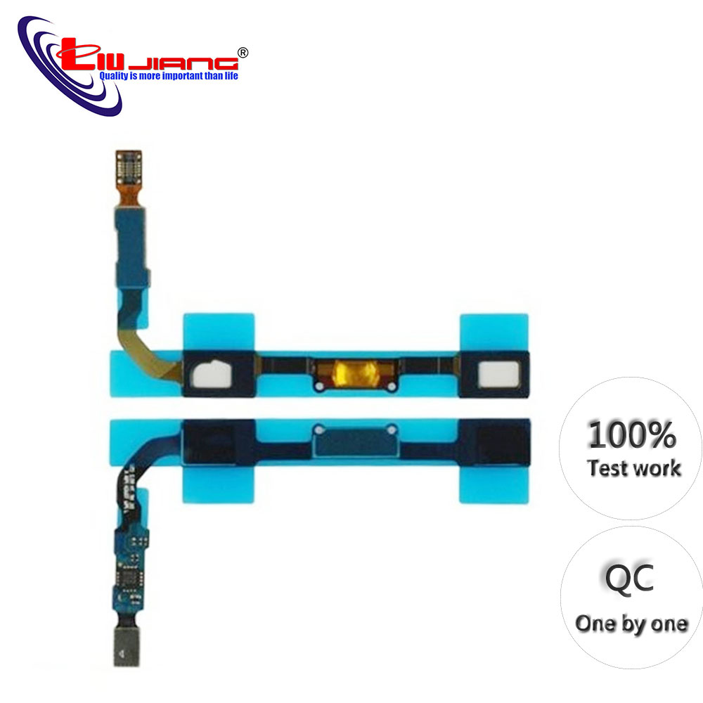 New Touch Sensor For Samsung Galaxy S4 I9500 I9505 New Home Button Flex Cable Menu Return Key Repair Parts