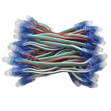 1000 Pcs WS2811 IC Pixel RGB HA CONDOTTO LA Luce del Modulo di Colore Completo Moduli lampada Grande per la decorazione di pubblicità luci DC5V/12V