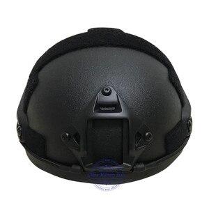 Image 2 - NIJ IIIA Aramid Military FAST Ballistic Combat Helmet US Standard For Police Guard Safety Protection Training