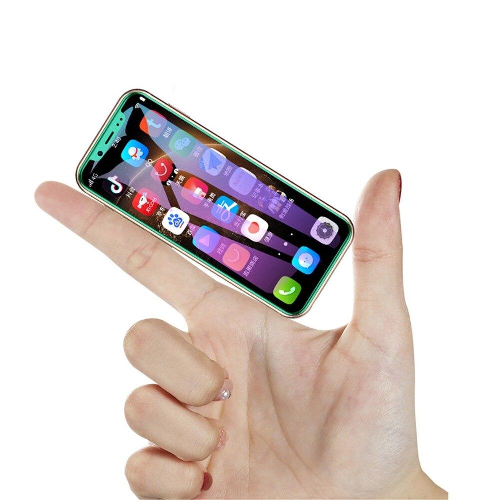 Фото. 2019 K-TOUCH I9 супер мини мобильный телефон 3 ГБ 32 ГБ Celular 2000 мАч Android 8,1 смартфон разбло
