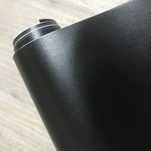 3D PVC DIY Car Styling Interior Dashboard Sticker Black Leather Texture Trim Vinyl Wrap Sheet Film Sticker 10/20/30/40/50X152CM