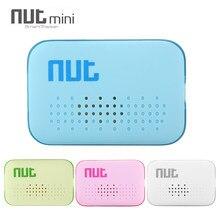 Nut-Mini rastreador inteligente con Bluetooth, rastreador de etiquetas inalámbrico, recordatorio de seguimiento, alarma antipérdida, localizador GPS para billetera de llaves para niños