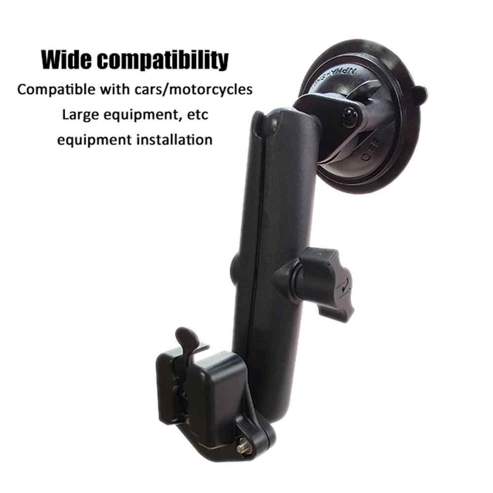 15 センチメートルロングダブルソケット用 RAM 1 インチボール拠点 Moun tfor カメラ自転車オートバイ電話ホルダー