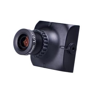 Image 5 - Foxeer HS1177 V2 600TVL CCD 2.5mm/2.8mm PAL/NTSC IR engellenen Mini FPV kamera RC modelleri Drone Multicopter