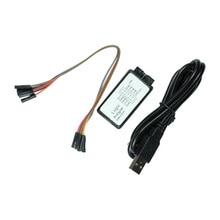 USB Logic SCM 24 МГц 8 каналов 24 м/секунд логический анализатор отладчик для ARM FPGA логический анализатор логический Инструмент 24 м 8 каналов