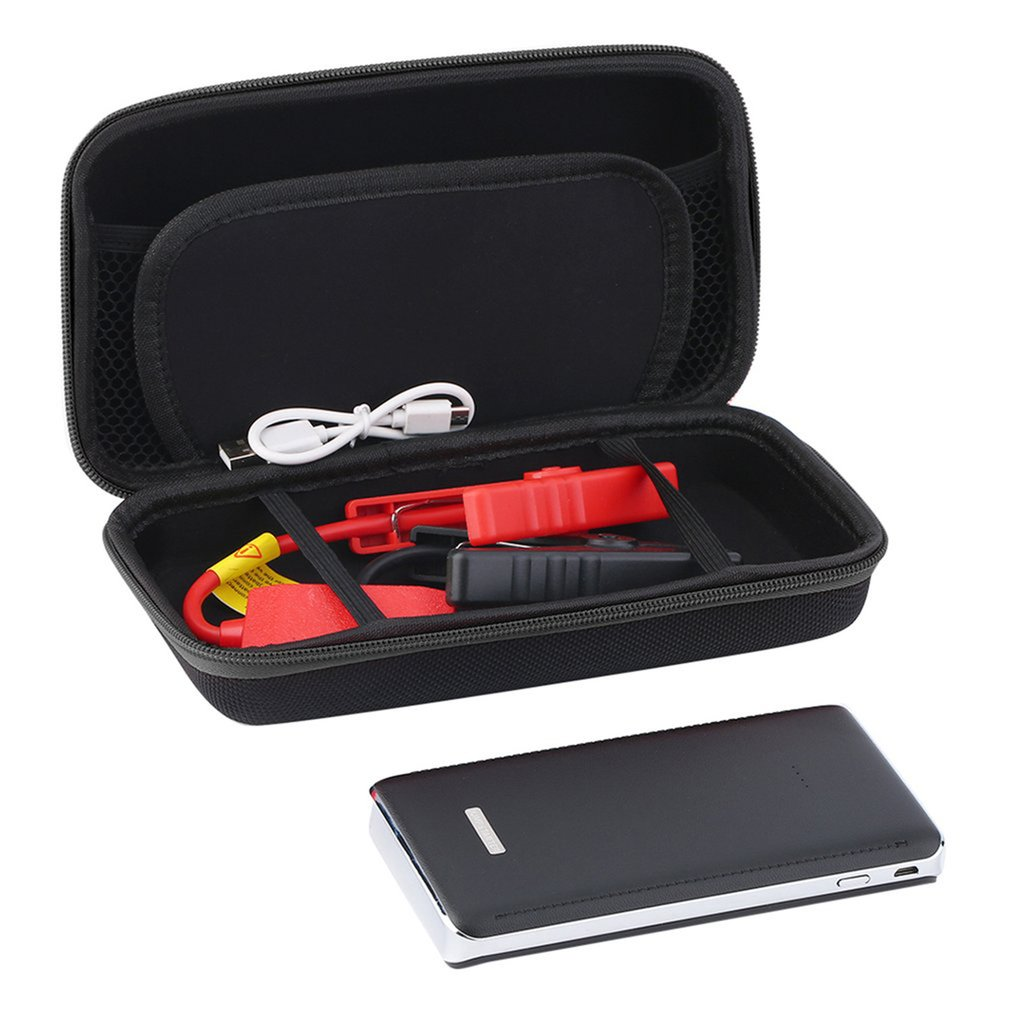 New Portable 30000mAh Car Jump Starter Pack Booster LED Charger Battery Power Bank Emergency Starting Power Supply Drop Shipping