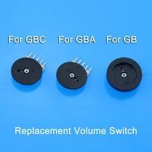 Interruptor de volumen de repuesto para Nintendo GameBoy Advance, potenciómetro de placa base, 1 Uds.