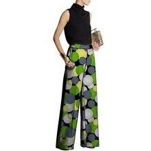 Vêtements africains femmes imprimer pantalon Ankara mode large jambe pantalon personnalisé tenues de mariage tenue féminine
