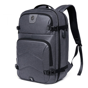 Men's New Largr Capacity Business Backpack USB Charging 17 Inch Laptop Multi-function Backpack Casual Travel Student School Bag