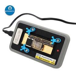 3 w 1 Qianli mega idea stacja do rozlutowywania wstępnego ogrzewania dla iPhone X XS MAX płyta główna oderwanie usuń chipy Separator|Zestawy elektronarzędzi|   -