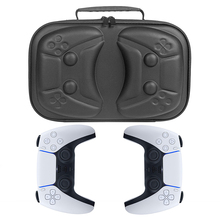 for PS5 Portable EVA Hard Travel Carrying Case Cover Shockproof Storage Bag Pouch Shell For PlayStation 5 Controller Accessories