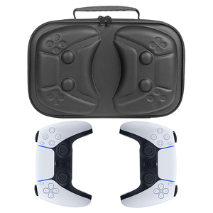 Image 1 - for PS5 Portable EVA Hard Travel Carrying Case Cover Shockproof Storage Bag Pouch Shell For PlayStation 5 Controller Accessories