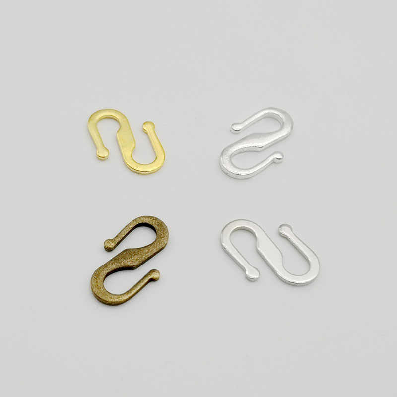 Lot of Sterling Silver Toggle Clasps Quality Findings 7 Grams Silver Each Beautiful Jewelry Component Choose Your Pack of 2 or 3 Clasps