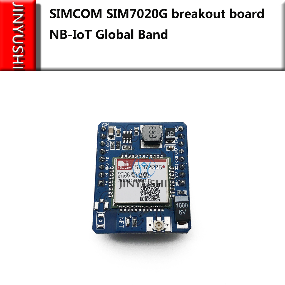 SIMCOM SIM7020 SIM7020G Development Board Support Global Band For SIM7020E NB-IoT Cat-NB2 M2M Module Compatible With SIM800C