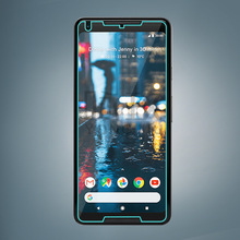 2PCS Premium Tempered Glass Film for Google Pixel XL Pixel 2 2XL Screen Protector Protective Film For Google protective matte screen protector guard film for google nexus7 5 pcs