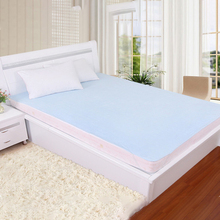 Kids Adult Bed Sheet Absorbent Washable Urinal Mat Diaper Incontinence Pad Waterproof Anti Slip Reusable Bedsheet