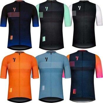 Camisetas de manga corta para ciclismo profesional, de Francia, para el verano,...