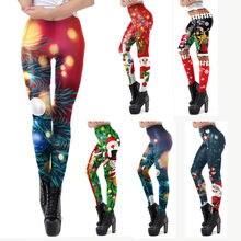 Vip модные женские туфли Рождество Фестиваль обтягивающие леггинсы