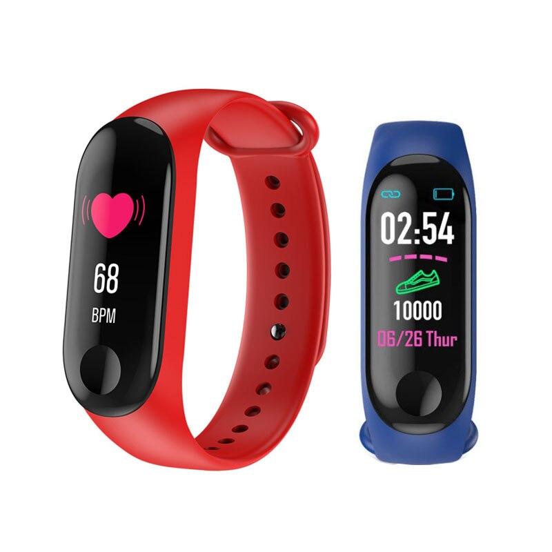 Wristband Watch Blood Pressure Monitor Wrist Tonometer Blood Oxygen Monitor Smart Heart Rate Monitor Pedometer Sphygmomanometer