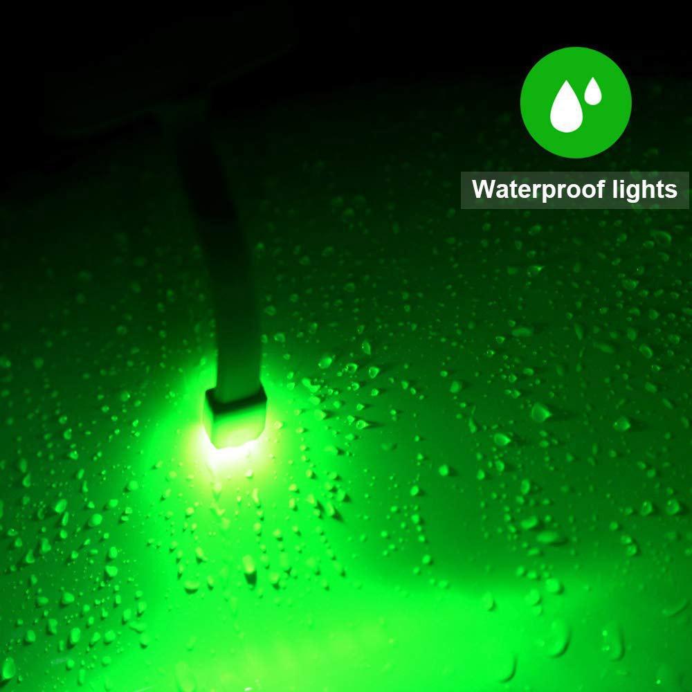 Toilet Seat Night Light Smart PIR Motion Sensor 8 Colors Waterproof Backlight  LED Toilet Bowl Luminaria Lamp WC Toilet Light