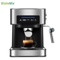 BioloMix 20Bar 850W Semi automatic Espresso Coffee Maker Machine with Milk Frother for Espresso, Cappuccino, Latte and Mocha