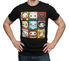 Game Of Thrones Funko Pop Characters Box T Shirt Nwt Licensed Official(China)
