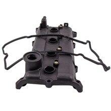 Valve Cover & Gasket & Bolts for 02-06 Nissan Altima Sentra SE-R 2.5L QR25DE 132643Z001 13264-3Z001 13270-3Z000 264-985 complete timing chain kit for 02 06 nissan altima sentra 2 5l dohc qr25de