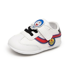 Hot Sales Cute Baby Casual Shoes New Cartoon Classic Toddlers Elegant Lovely Leisure Infant Tennis Baby Sneakers