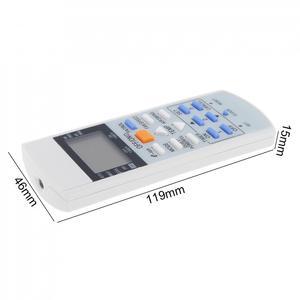 Image 2 - KELANG Aire acondicionado Universal LCD, mando a distancia con transmisión de 10M para aire acondicionado, AT75C3298