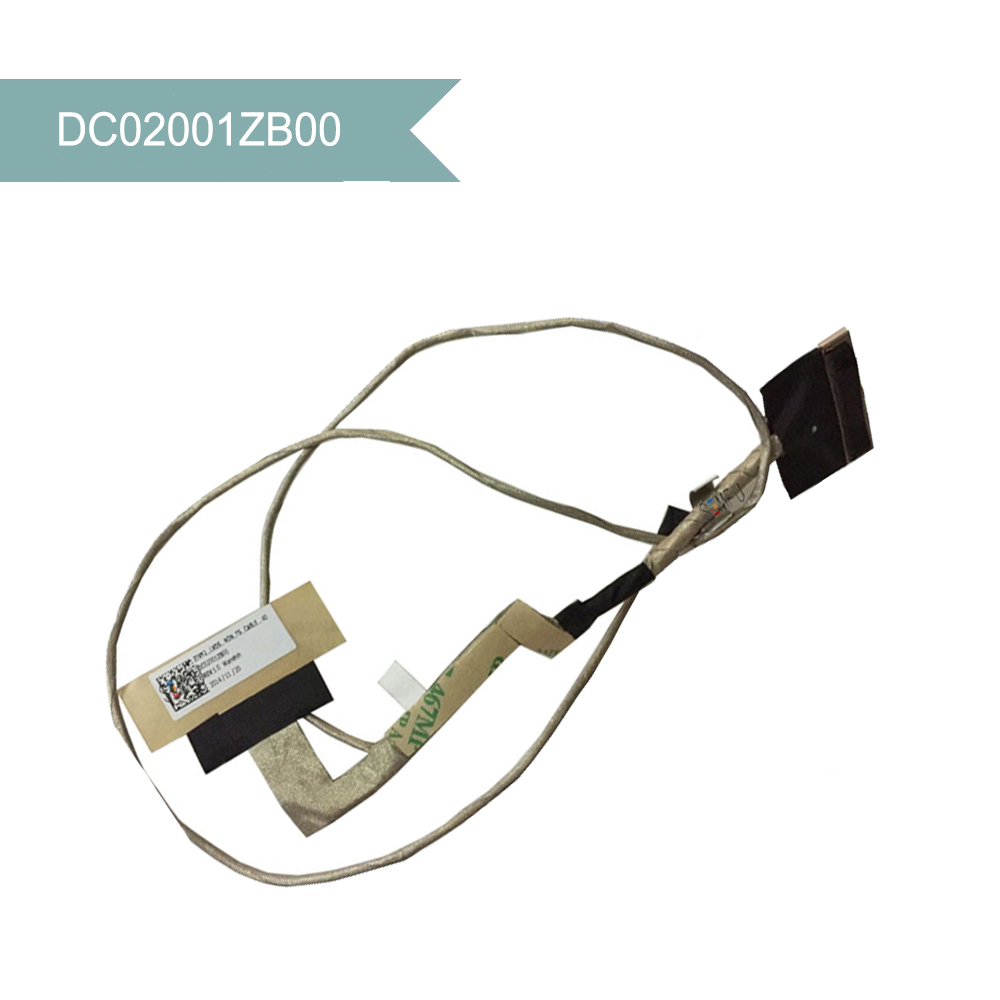 LCD LVDS Video screen cable For Lenovo Y50-70 Y50-80 40PIN 4K NON TOUCH laptop