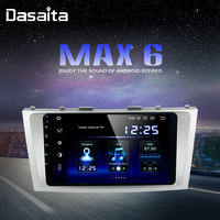 9 Car Android 9.0 Autoradio for Toyota Camry 2006 2007 2008 2009 2010 2011 GPS Navigation 1080P Video Stereo 64GB ROM
