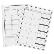 50 Vellen Pagina Compatibel Met Pu A5 Smart Notebook