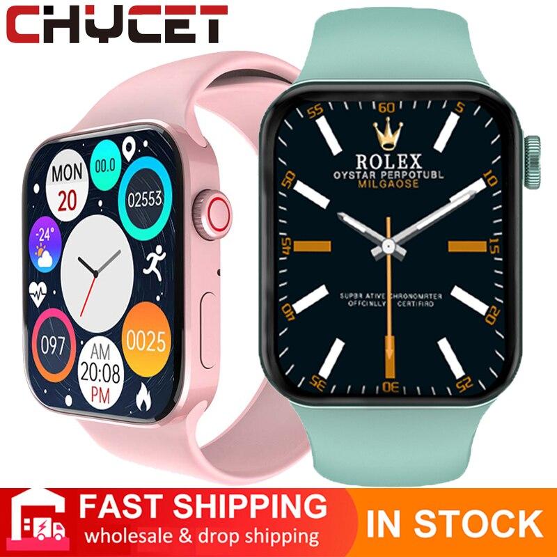 CHYCET Smart Watch 7 Series 44mm IWO Smartwatch Men Sport 1.75 Inch...