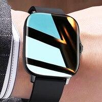 Für Xiaomi Android Iphone 1,78 zoll Smart Uhr Mann Voller Touch Fitness Tracker Blutdruck Smart Uhr Frauen GTS 3 smartwatch