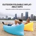 Мебель для путешествий шезлонг пляжный надувная кровать спальный мешок Уличный складной диван, надувные шезлонги, спальная кровать для пут...