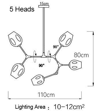5 Heads