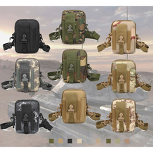 Tactical Molle Waist Bag Belt Pouch Multi Purpose Military Wallet Utility Pack Phone Pocket Money