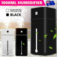 Aroma Aromatherapy Diffuser Essential Oil Ultrasonic Air Humidifier Purifier Aroma Oil Humidifier Night Light Up Difuser Home decleor aroma night