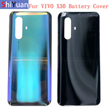 Battery Cover Rear Door Panel Housing Back Case For VIVO X30 X30 Pro Battery Cover Replacement Part