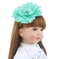 Vinyl Princess Toddler Babies Like Alive Bebe Girls