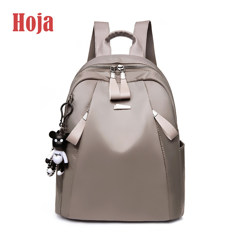New Fashion Casual Oxford Women Anti-theft Backpack For 2018 Hight Quality Backpacks Female Larger Capacity Travel Shoulder Bags