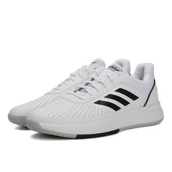 Original New Arrival  Adidas COURTSMASH Men's Tennis Shoes Sneakers 2