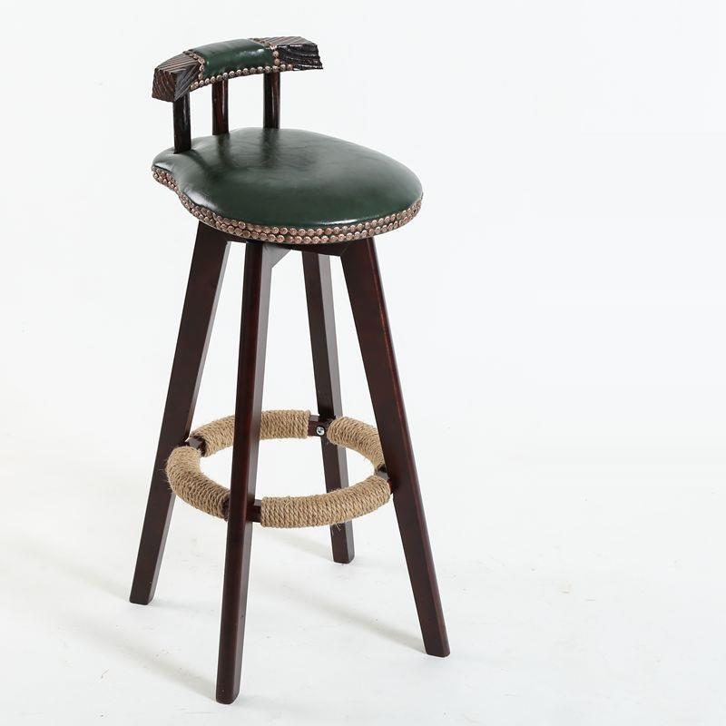 Купить с кэшбэком Sandalyeler Stoel Taburete Stoelen Comptoir Fauteuil Stuhl Hokery Kruk Leather Tabouret De Moderne Silla Stool Modern Bar Chair