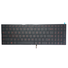 Free Shipping!! 1PC New Laptop Keyboard Standard For Asus Q501L Q501LA q501
