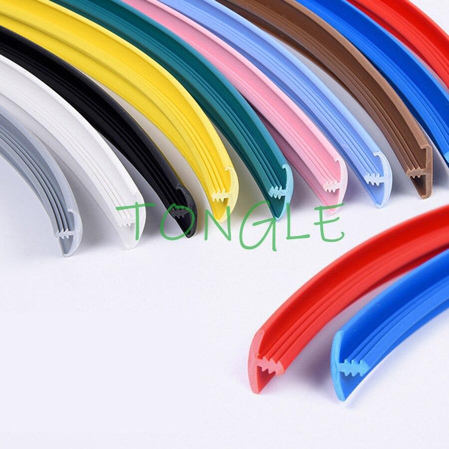 1 метр 18 мм Т-образные пластиковые края мягкие резиновые края t-образные края пластиковая отделка T-образная подкладка для аркадной машины T-о...
