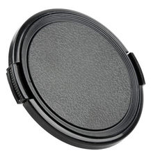37 39 43 46 49 52 55 58 62 67 72 77 82 86 95 105mm Camera Lens Cap Protection Cover Lens Front Cap For Canon Nikon DSLR Lens(China)