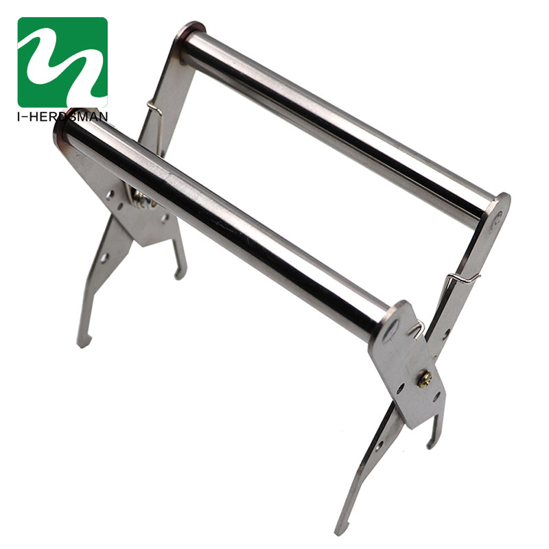 Bee Hive Frame Holder Stainless Steel Capture Frame Grip Beekeeping Accessories Increase Honey Bee Tools