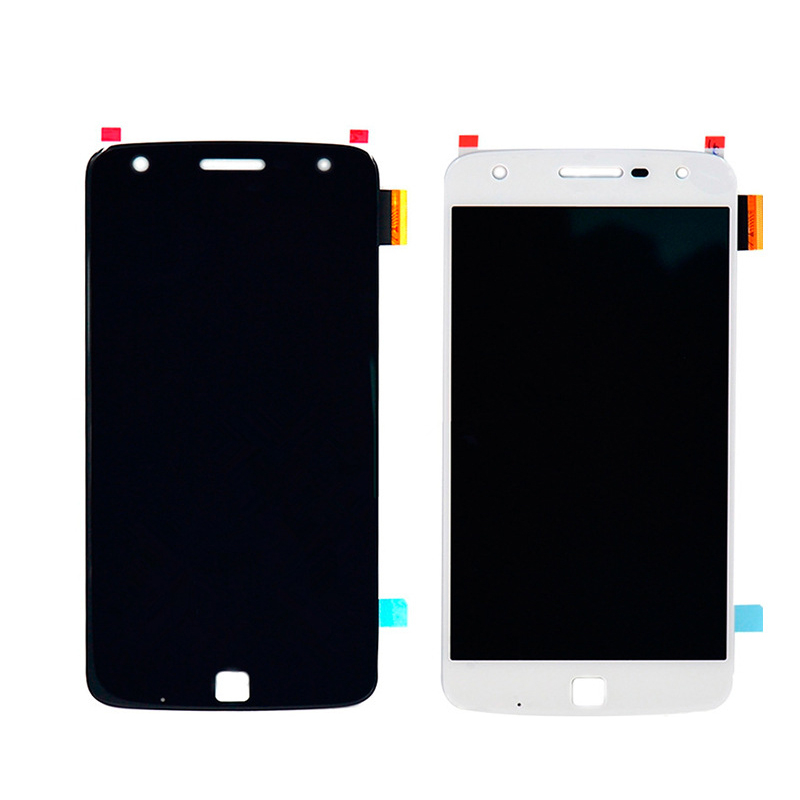 Super AMOLED GLASS LCD Display + Touch Screen Digitizer Assembly For Motorola Moto Z Play Droid <font><b>XT1635</b></font> image